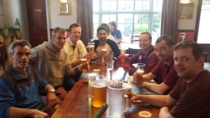 Victory beers - a record 8th win in a row